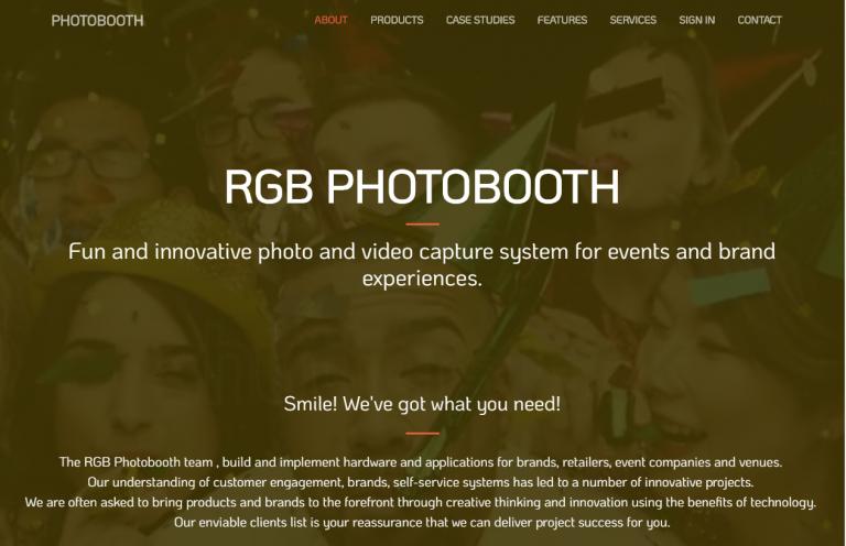 RGB Photobooth